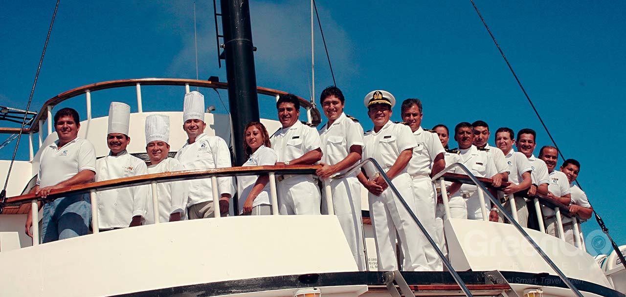Ship Cruise Crew